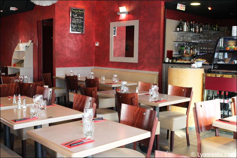 Maison de l 39 entrec te part dieu restaurant lyon menu for Restaurant miroir