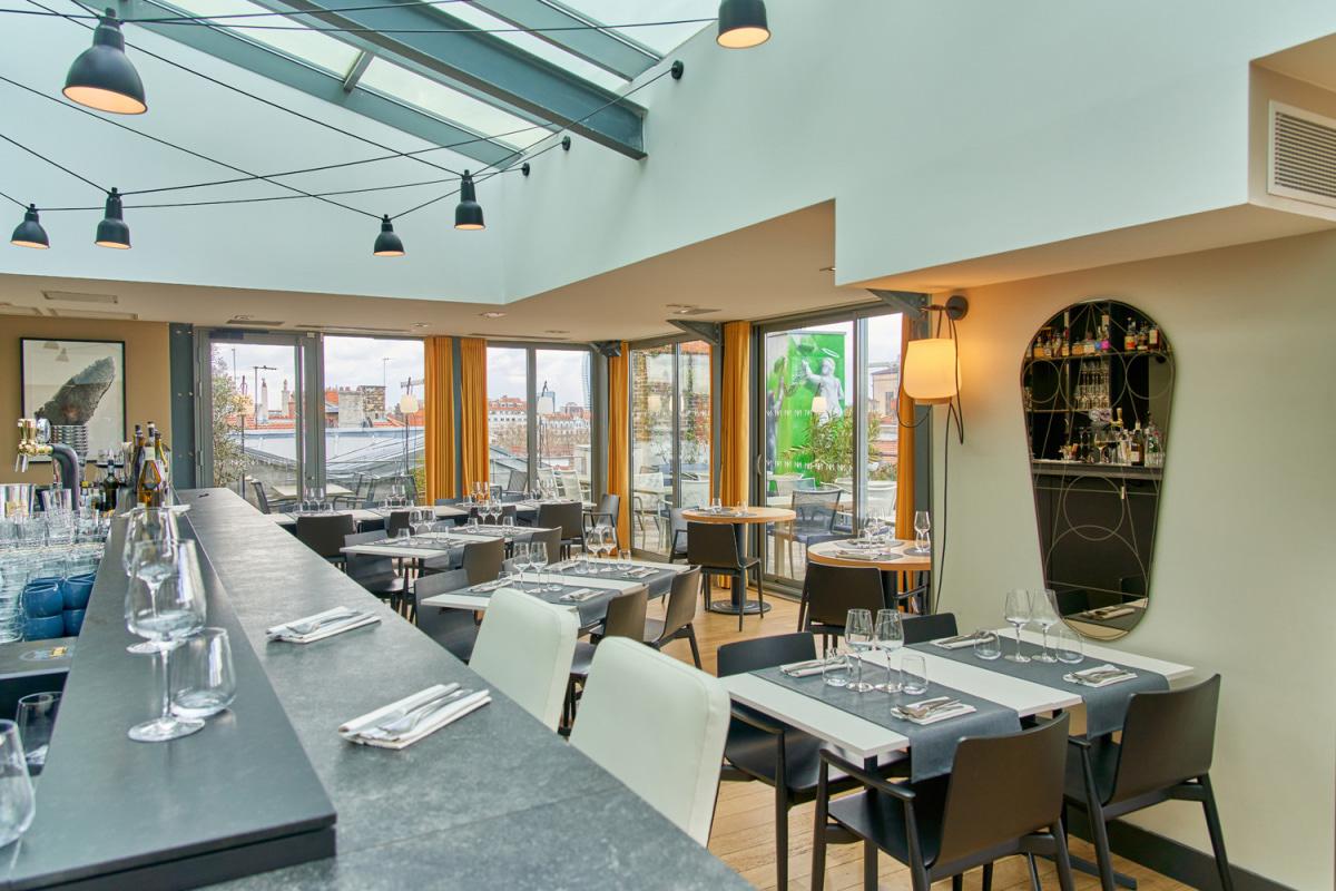 Le restaurant Maison Nô à 69001 Lyon recommandé