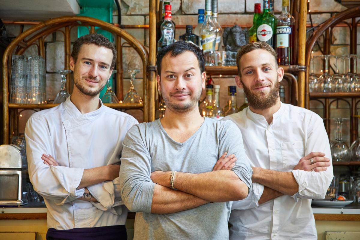 Le restaurant Mas amor por favor à 69001 Lyon recommandé