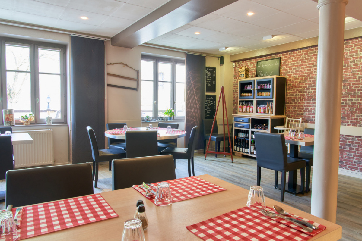 Le restaurant Mon bistrot de kartier à 69510 Messimy recommandé