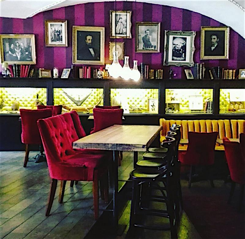 Restaurant Sympa St Cyr