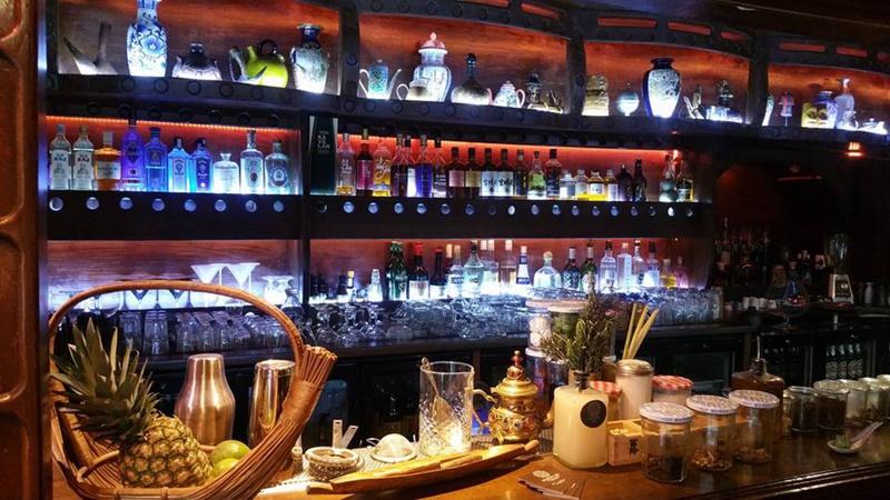 Mumbai Cafe Lyon Carte