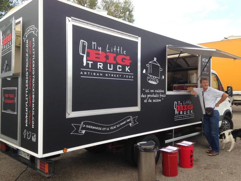 Le restaurant My Little Big Truck à 01600 Saint-Euphémie  recommandé