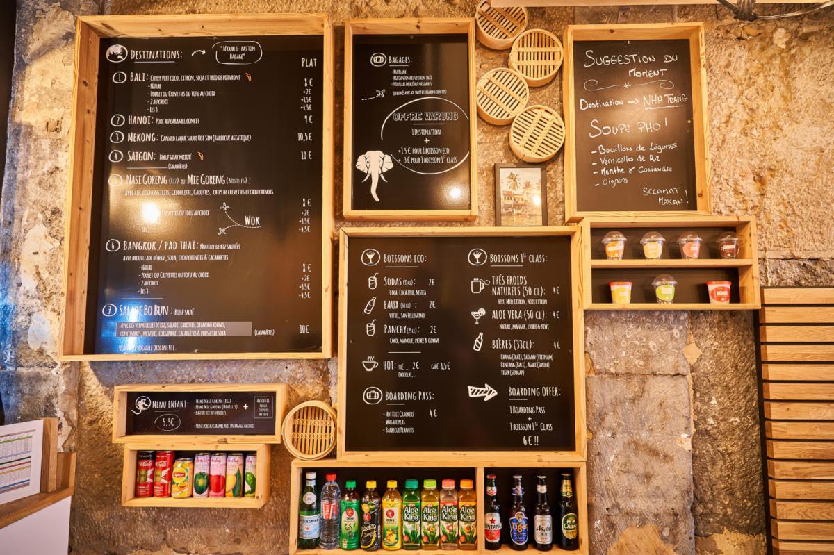 Le restaurant My Little Warung (Merciere) à 69002 Lyon recommandé