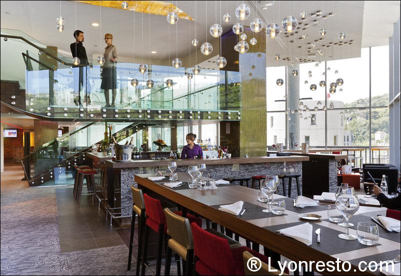 N 39 caf confluence restaurant lyon r server menu vid o photo avis lyonresto - Restaurant confluence domo ...