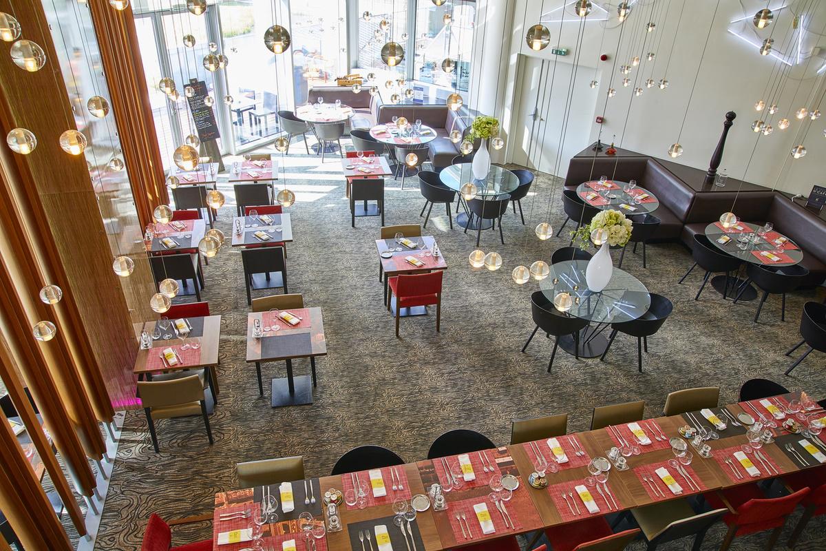 Le restaurant N'Café Confluence à 69002 Lyon recommandé