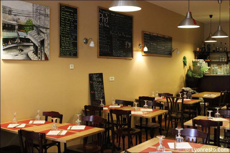 Restaurant Vietnamien Cours Lafayette Lyon