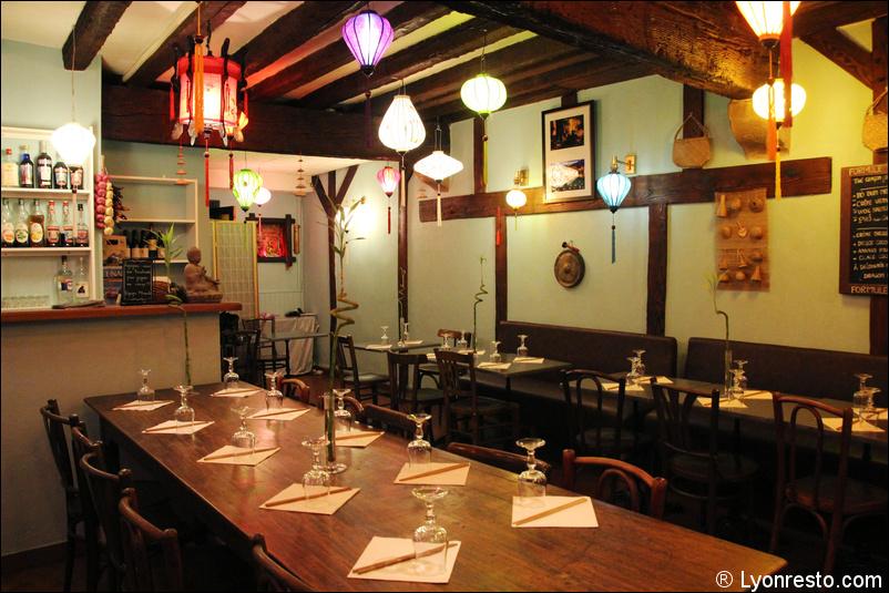 Namdo vieux lyon restaurant réserver horaires