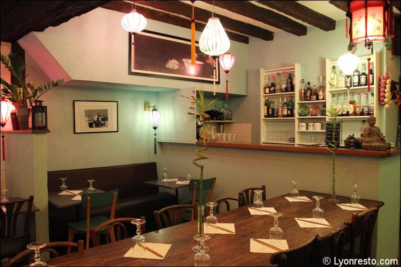 Le restaurant Namdo Vieux Lyon à 69005 Lyon recommandé