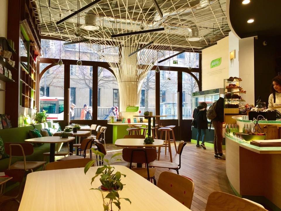 Le restaurant NewTree Café à 69002 Lyon recommandé