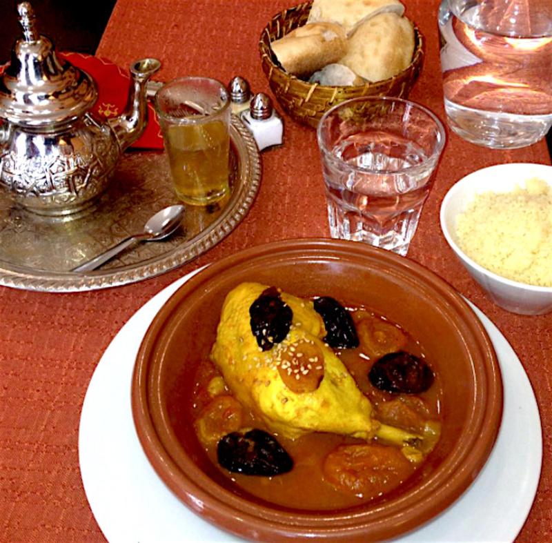 Le restaurant Orange à la cannelle à 69009 Lyon recommandé