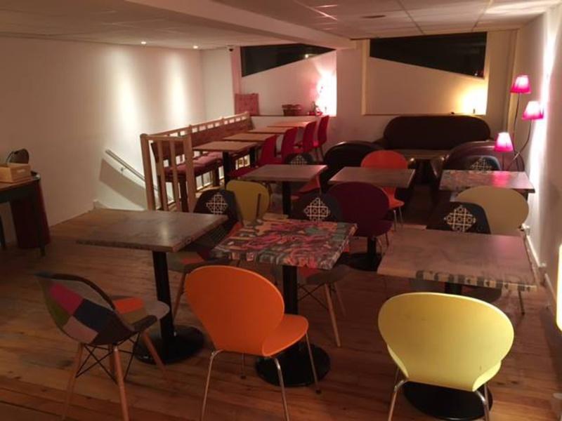 Le Patchwork Cafe Lyon