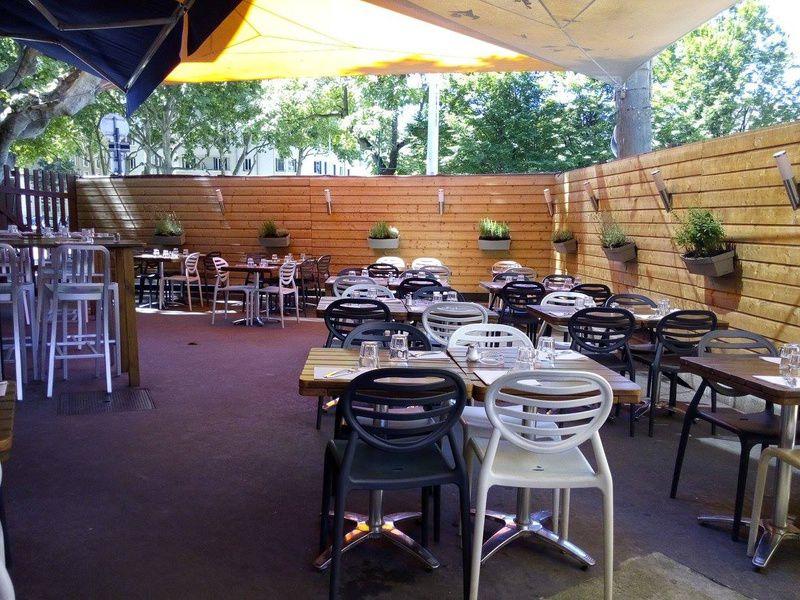 Terrasse Restaurant Lyon : Pepe Jo restaurant Lyon reserver, horaires, avis