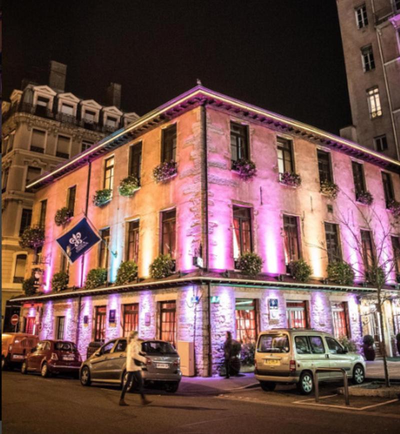 Restaurant Orsi Lyon