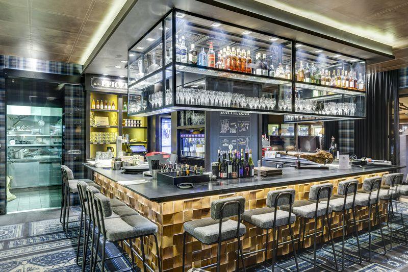 Bon Restaurant Rue Merciere