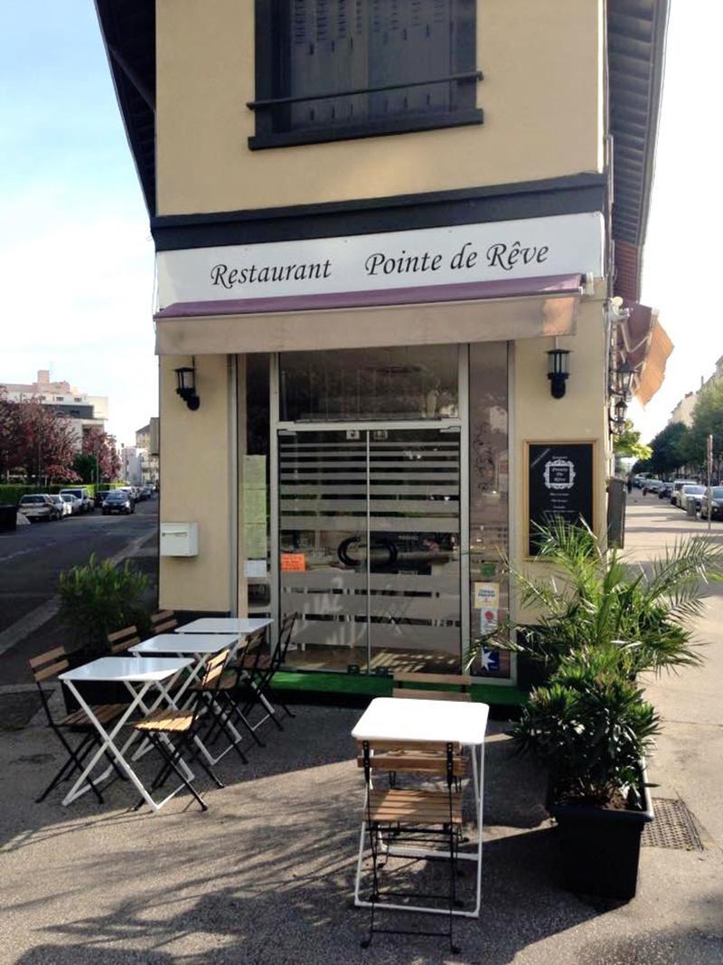 Le restaurant Pointe de Rêve à 69100 Villeurbanne  recommandé