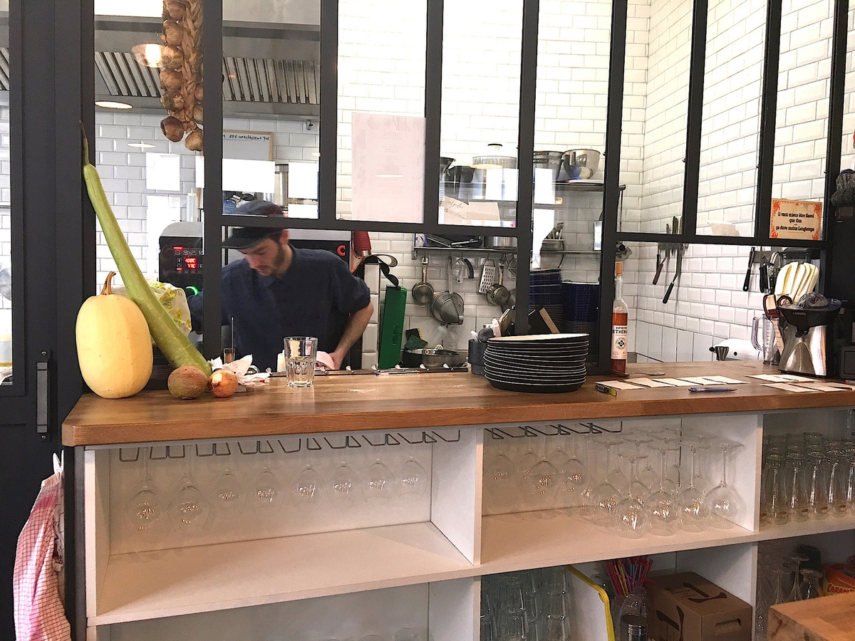 Le restaurant Ravigote à 69003 Lyon recommandé
