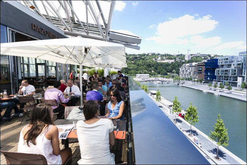 Le restaurant Razowski Confluence à 69002 Lyon recommandé