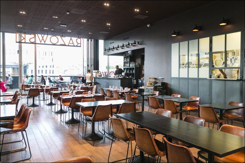 Restaurant Quai Perrache Confluence Lyon