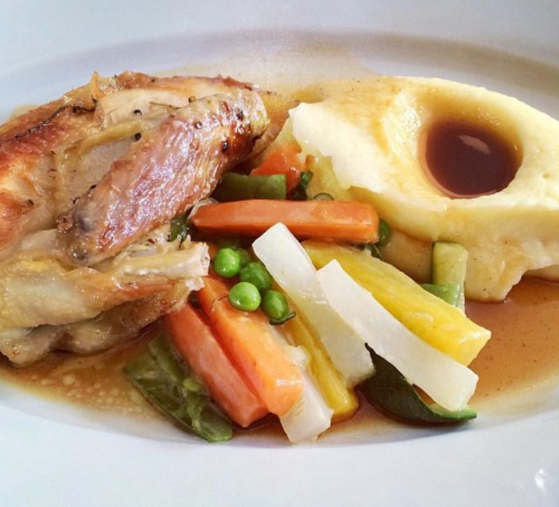 Le restaurant Restaurant Fond Rose à 69300 Caluire-et-Cuire recommandé