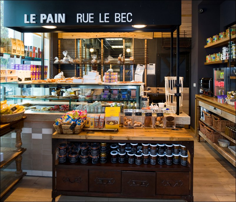 Le restaurant Rue_Le_Bec à 69002 Lyon recommandé