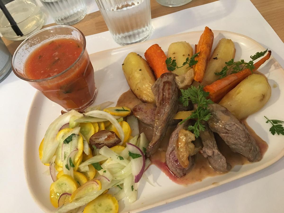 Le restaurant Sans Titre à 69001 Lyon recommandé
