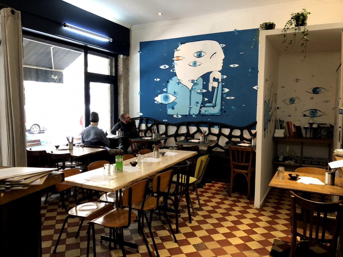 Le restaurant Sapna à 69001 Lyon recommandé