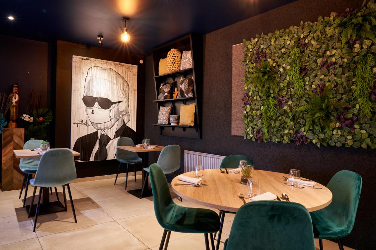 Le restaurant Siam Garden à 69290 Craponne recommandé
