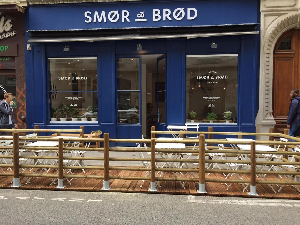 Le restaurant Smor & Brod à 69002 Lyon recommandé
