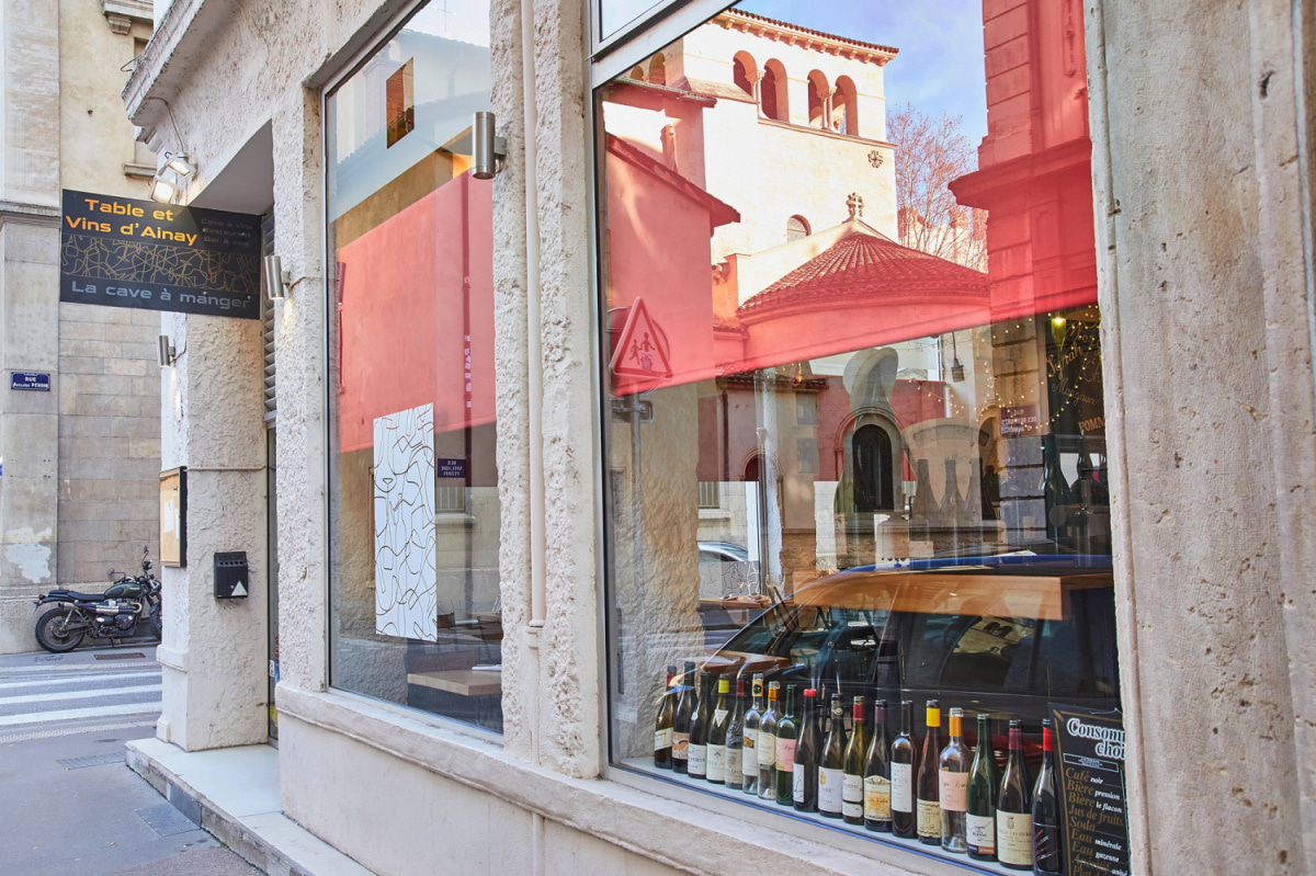 Le restaurant Table et Vins d'Ainay à 69002 Lyon recommandé