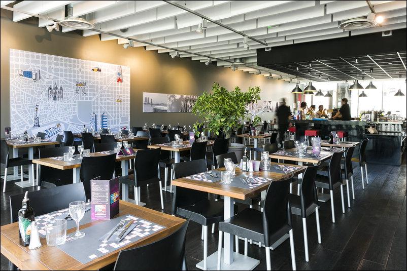 Tap o confluence restaurant lyon horaires t l phone avis lyonresto - Restaurant confluence domo ...