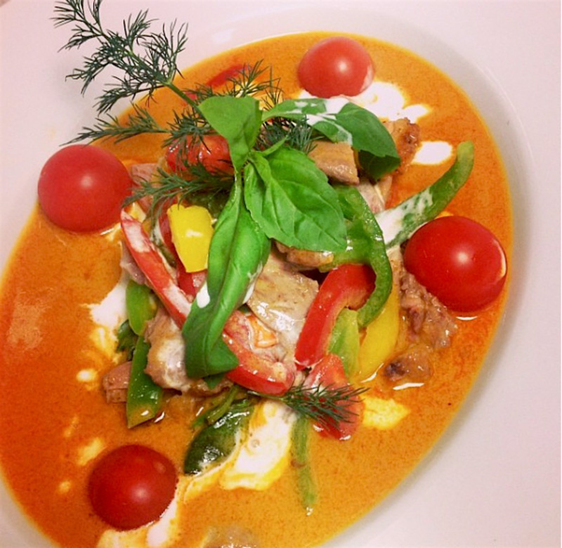 Le restaurant Thaï demoiselle à 69003 Lyon recommandé