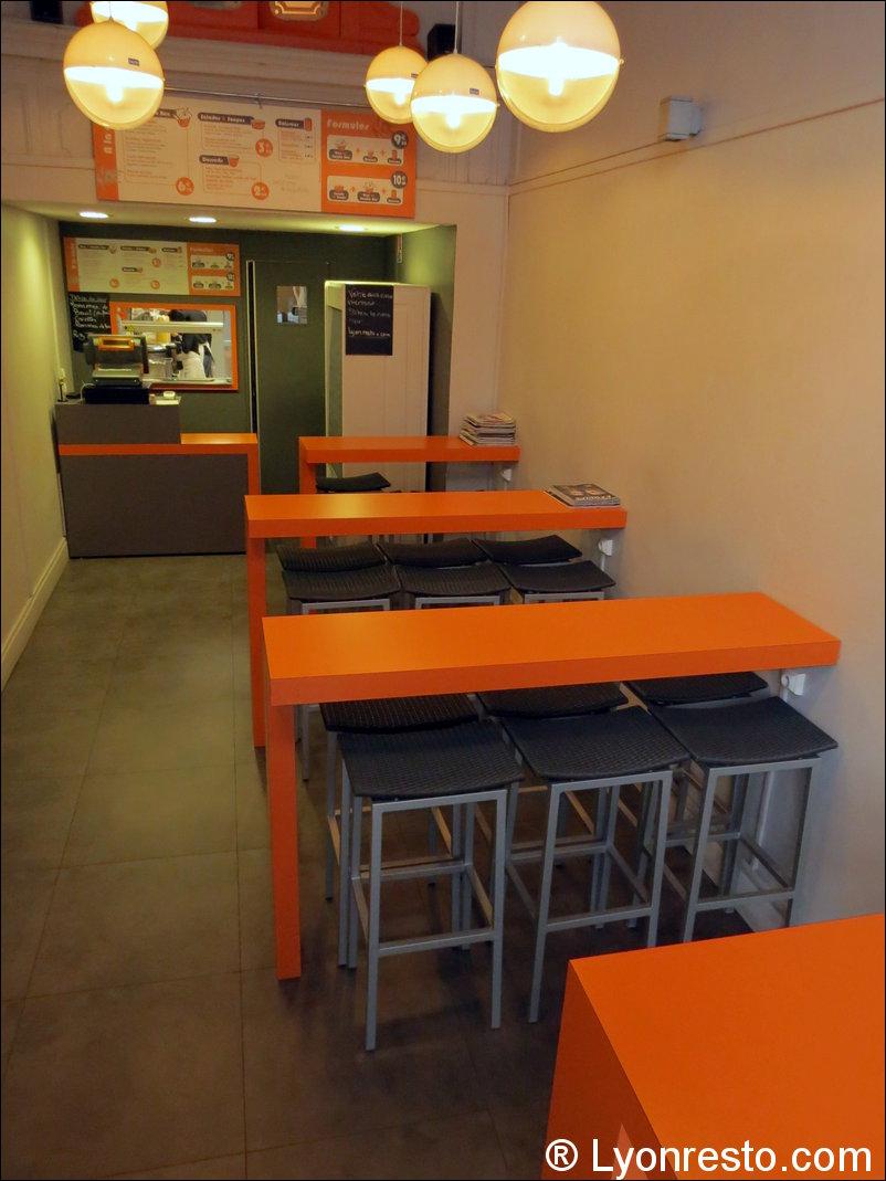 Tha in box restaurant lyon r server horaires for Extra cuisine lyon