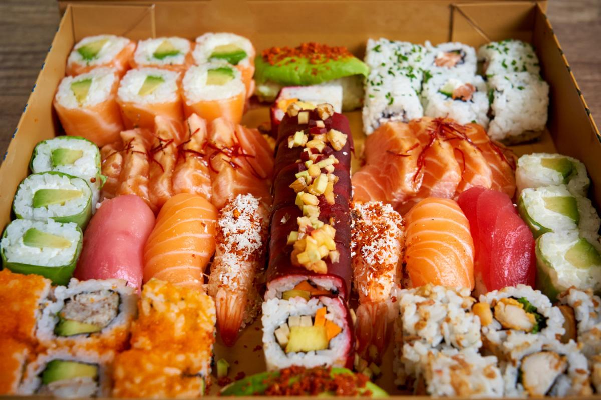 Le restaurant Toa Sushi Grezieu-la-Varenne à 69290 Grézieu la Varenne recommandé