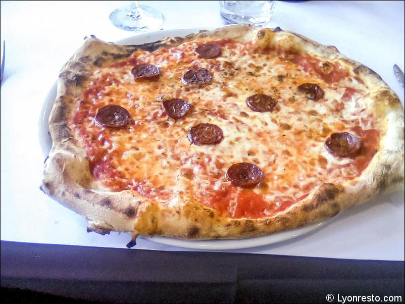 Le restaurant Toto Li Vigni à 69003 Lyon recommandé