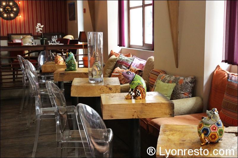 Le restaurant Un Moment à Part à 69002 Lyon recommandé