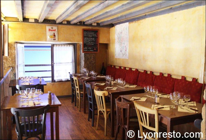 Vieille Canaille - restaurant Lyon - Horaires, Téléphone, Avis Lyonresto