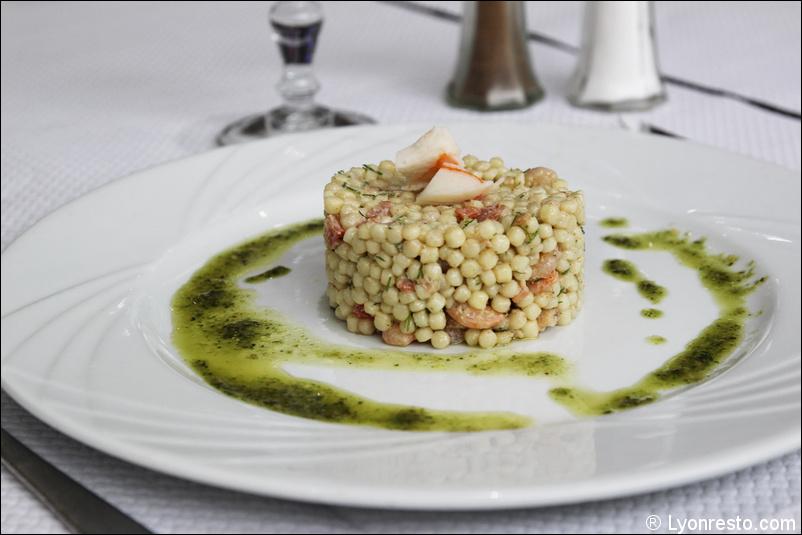 Le restaurant W Restaurant à 69500 Bron recommandé