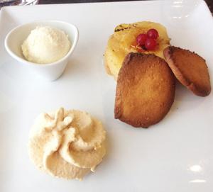 Auberge du Puits dessert(1) Auberge du Puits