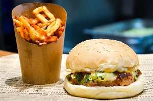 Big Fernand burger frites Big Fernand