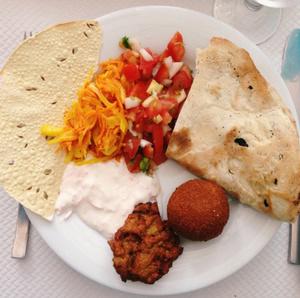 Selection Bollywood tandoor assiette Bollywood Tandoor