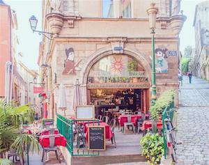 Cafe du Soleil exterieur Café du Soleil