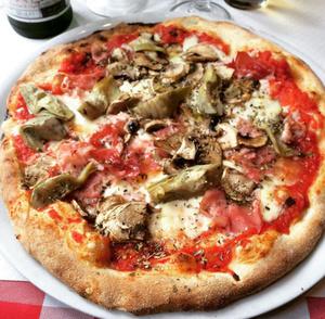 Casa nobile pizza2 Casa Nobile