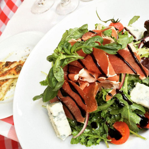 Casa nobile salade italienne Casa Nobile