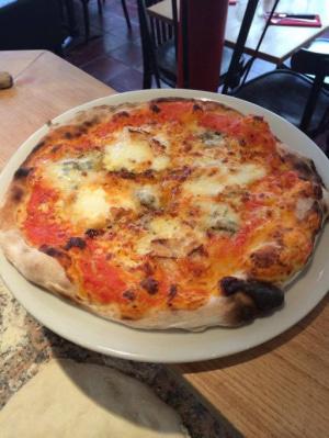 Casareccio Italien pizza Lyon four Casareccio
