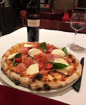Nicolo Et franco italien Lyon pizza Chez Nicolo et Franco