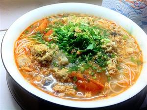 Etoile D Asie soupe crabe Etoile D'Asie