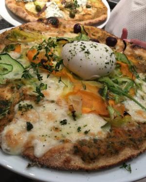 Harvest cuisine lyon pizza mozza Harvest cuisine