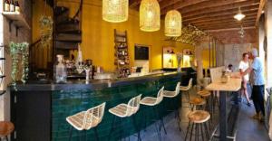 Hood bar gaufre Lyon lieu Hood Bar&Gaufres