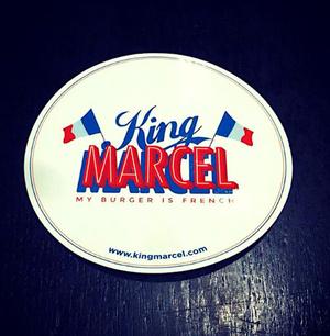 King Marcel  Merciere logo King Marcel - Mercière